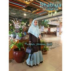 Shabiya Coklat Tua