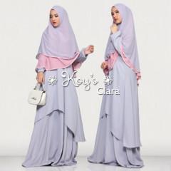 clara syari grey