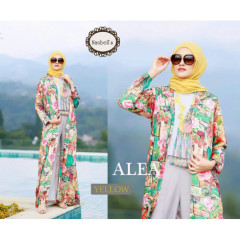 Blazer Alea Yellow