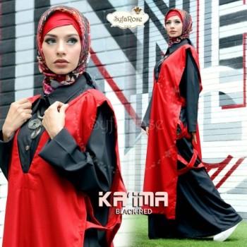 Ka'ima Black Red