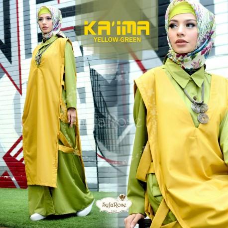 Ka'ima Yellow Green