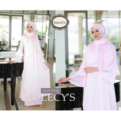 Leccys Soft Pink