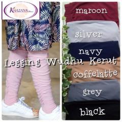 Legging Wudhu Kerut