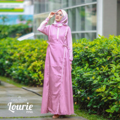 Lourie Dress Pink