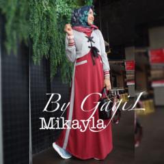 Mikayla Dress Red