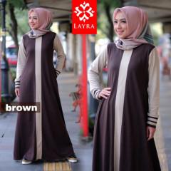 Minna 2 Dress Brown