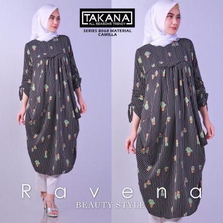 Ravena b068 Black