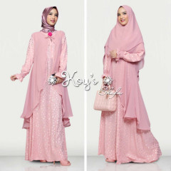 Shafa by Koys Dusty Pink