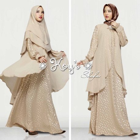 Shafa by Koys Milk Brown