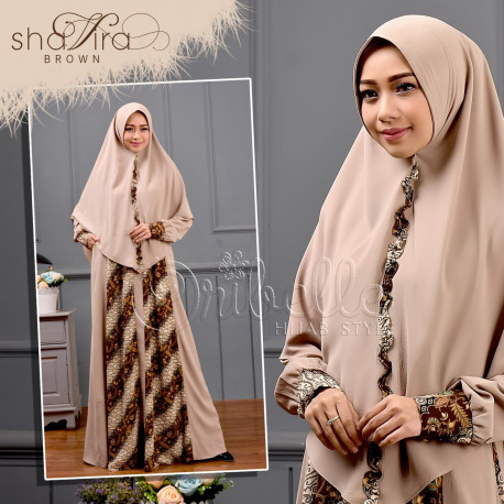 Shavira Dress brown