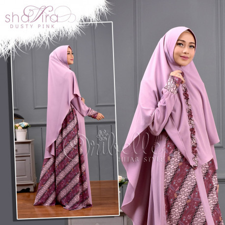 Shavira Dusty Pink