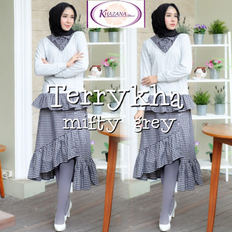 Terrykha Mifty Grey