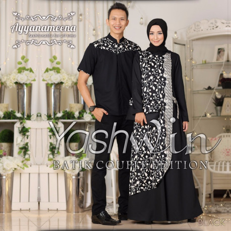Yashwin Couple Black