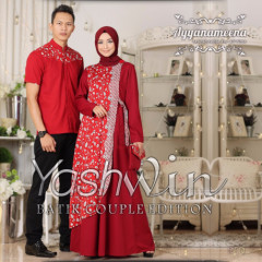 Yashwin Couple Red