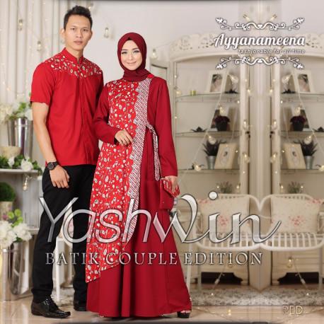 Yashwin Couple Red
