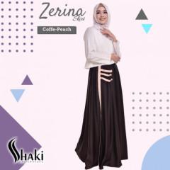 Zerina Skirt Coffe peach