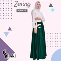 Zerina Skirt Green BW