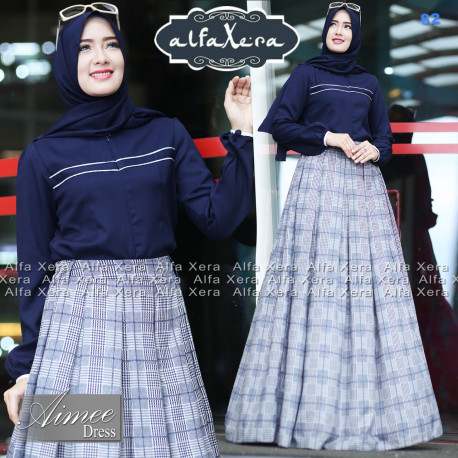 Aimee 3 in 1 navy