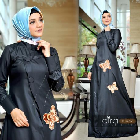 Aira Hijab Black