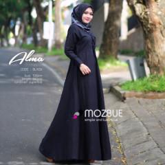 Alma Mozbue Black