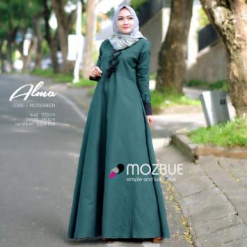 Alma Mozbue Moss Green