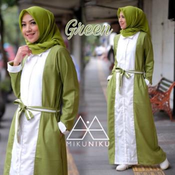 Arumi Dress vol 2 Green