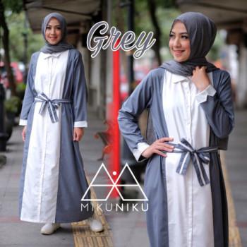 Arumi Dress vol 2 Grey
