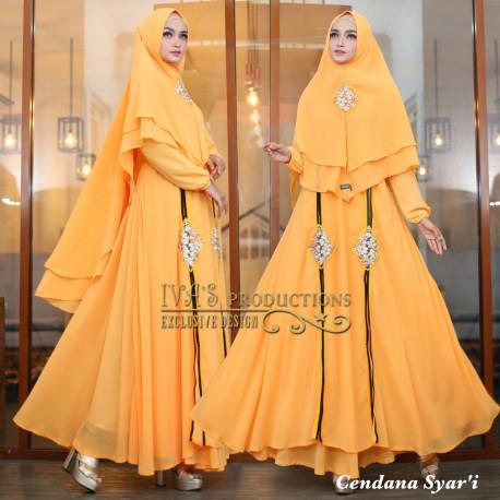 Cendana Syari Orange