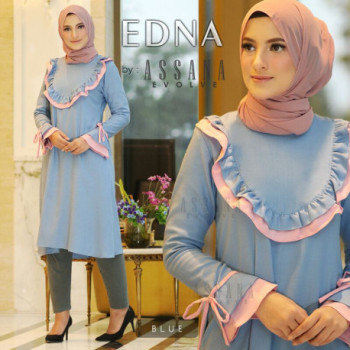 Edna Tunik Blue