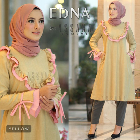 Edna Tunik Yellow