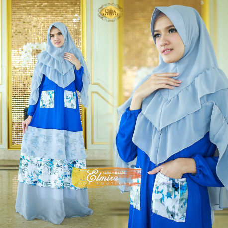Elmira Grey Blue
