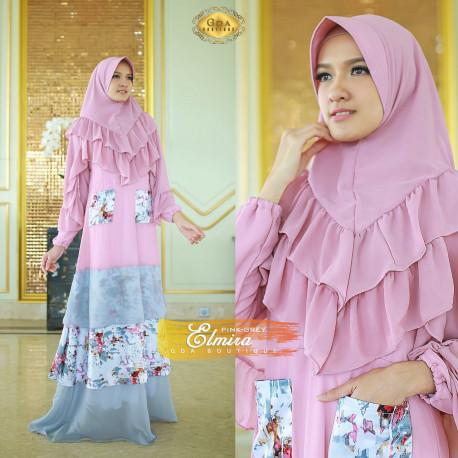 Elmira Pink Grey