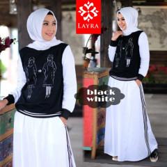 Gea Black White