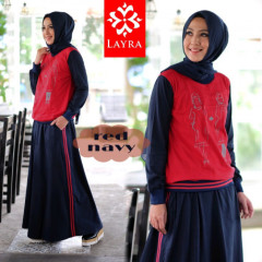 Gea Red Navy