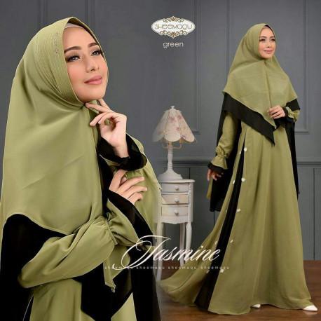 Jasmine by Sheemaqu Green