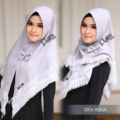 Jilbab Tammia 3 Grey