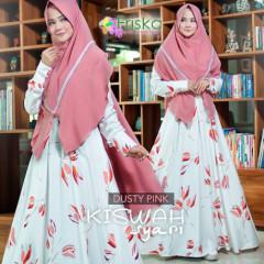 Kiswah Syari Dusty Pink