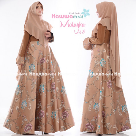 Malayka vol 2 Brown
