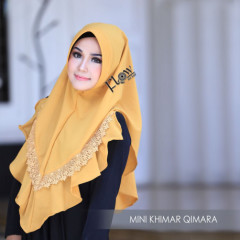 Mini Khimar Qimara Kubus