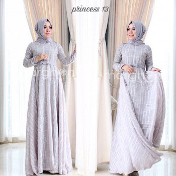 Princess 13 Grey
