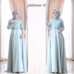 Princess 13 Soft Blue