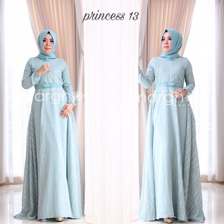 Princess 13 Soft Blue