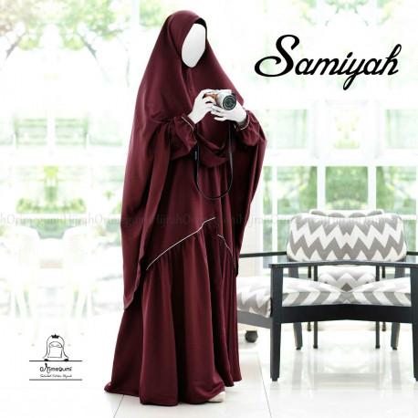 Samiyah Syari Maroon