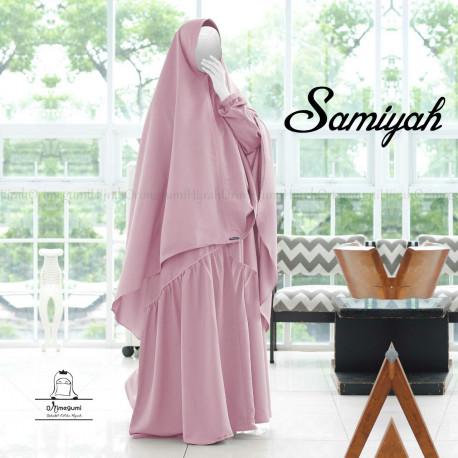 Samiyah Syari Pink