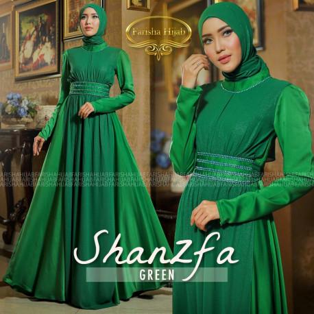 Shanzfa Dress Green