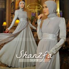 Shanzfa Dress Silver