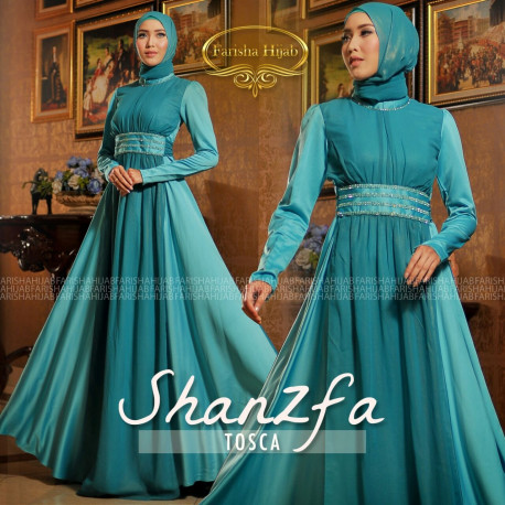 Shanzfa Dress Tosca