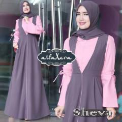 Sheva Dress Dark Grey