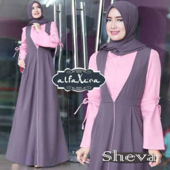 Sheva Dress Dark Grey