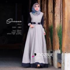 Sirenna Dress Grey